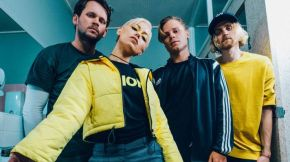 "Tonight Alive releases new music video ""Disappear"" feat. Lynn Gunn"