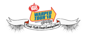 Vans Warped Tour reveals 2018 lineup