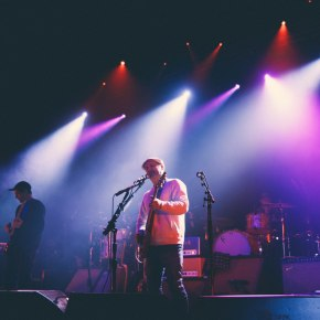 Modest Mouse plays Palladium in Worcester, MA