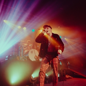 The Second Leg Of The Peace & The Panic Tour Makes It's Way To StarlandBallroom