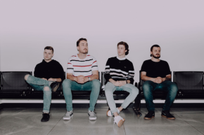"""Bearings unveil new video for """"Blue In TheDark"""""""