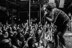 Every Time I Die on 20th Anniversary Tour