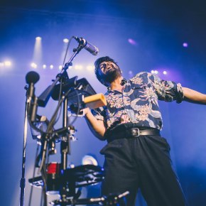 Gallery/Review: Sure Sure and Young The Giant @ Mohegan Sun Arena