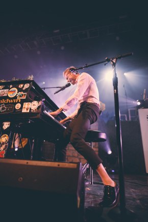 Gallery: Andrew McMahon In The Wilderness @ House Of BluesBoston